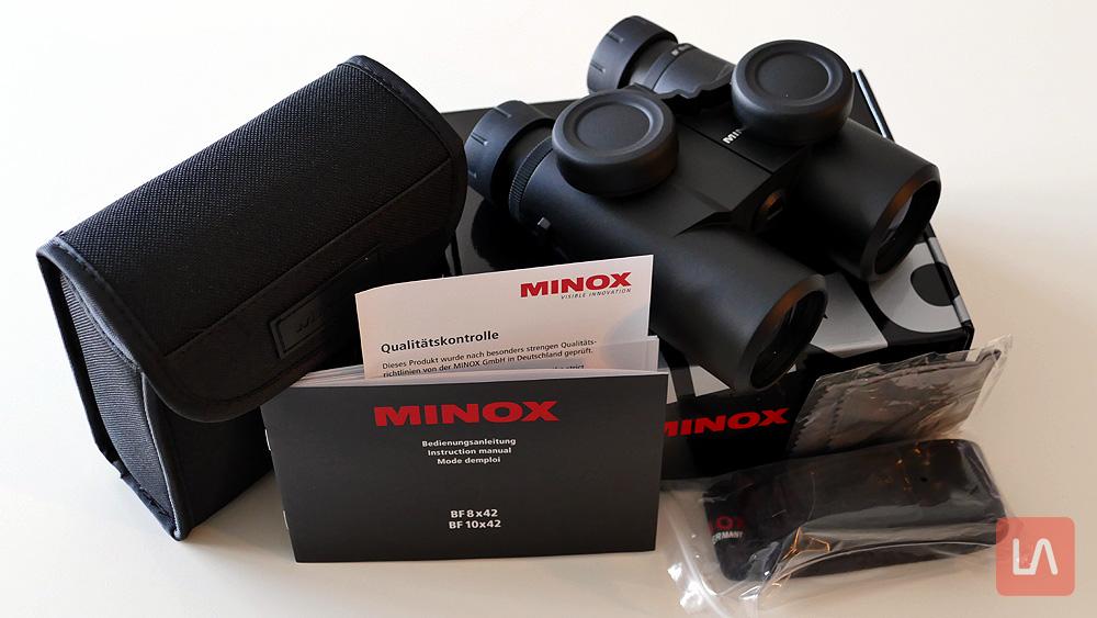 Testbericht zum minox bf 10x42 livingactive.de jagd shop alles
