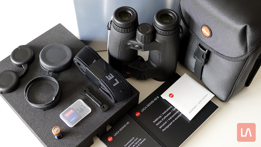 Leica Entfernungsmesser Fernglas : Leica geovid hd b kaufen auf livingactive