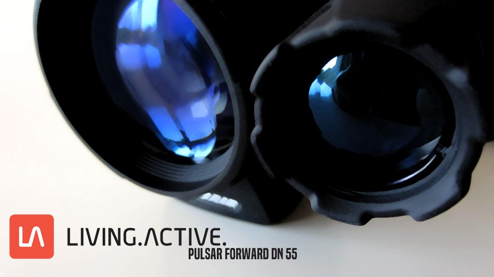 Testbericht zum pulsar forward dn55 livingactive.de jagd shop