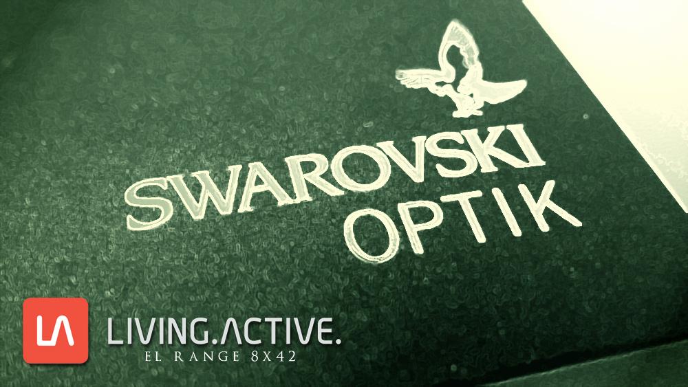 Swarovski Entfernungsmesser : Swarovski fernglas el range 8x42 online kaufen auf livingactive.de
