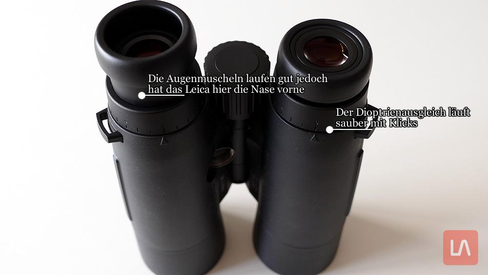 Leica Fernglas Mit Entfernungsmesser 8x56 : Produktvergleich zweier 56er ferngläser livingactive.de jagd