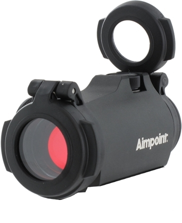 aimpoint micro h2 ohne montage