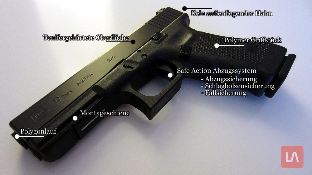 Testbericht zum CAA Micro Roni Kit Glock 17 und 19   Jagd Shop ...