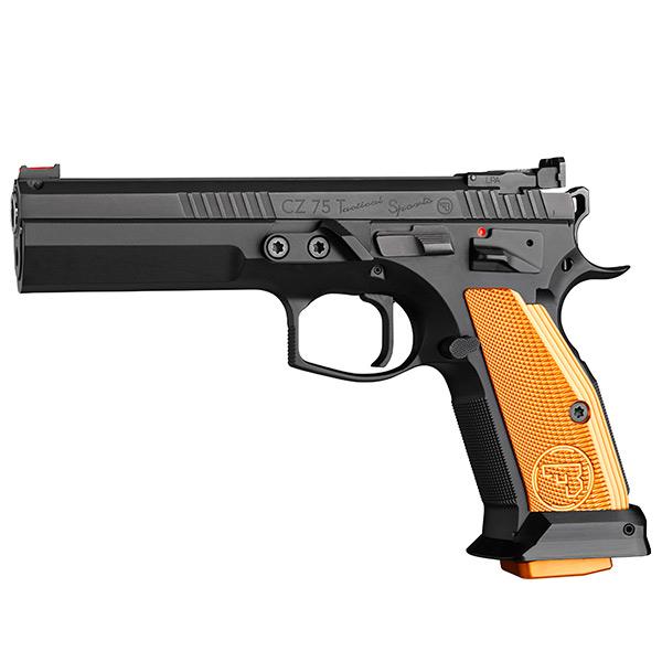 cz 75 tactical sport orange 9 mm luger online kaufen auf. Black Bedroom Furniture Sets. Home Design Ideas