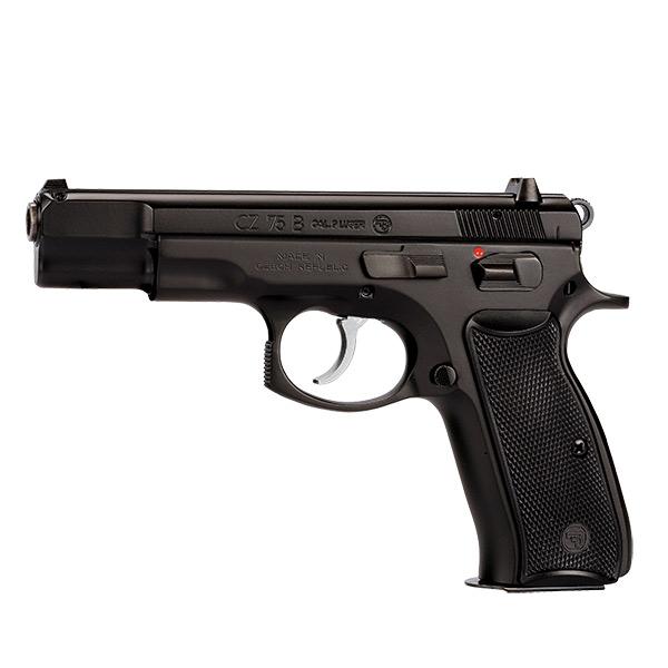 cz 75 b 9 mm luger pistole online kaufen auf. Black Bedroom Furniture Sets. Home Design Ideas