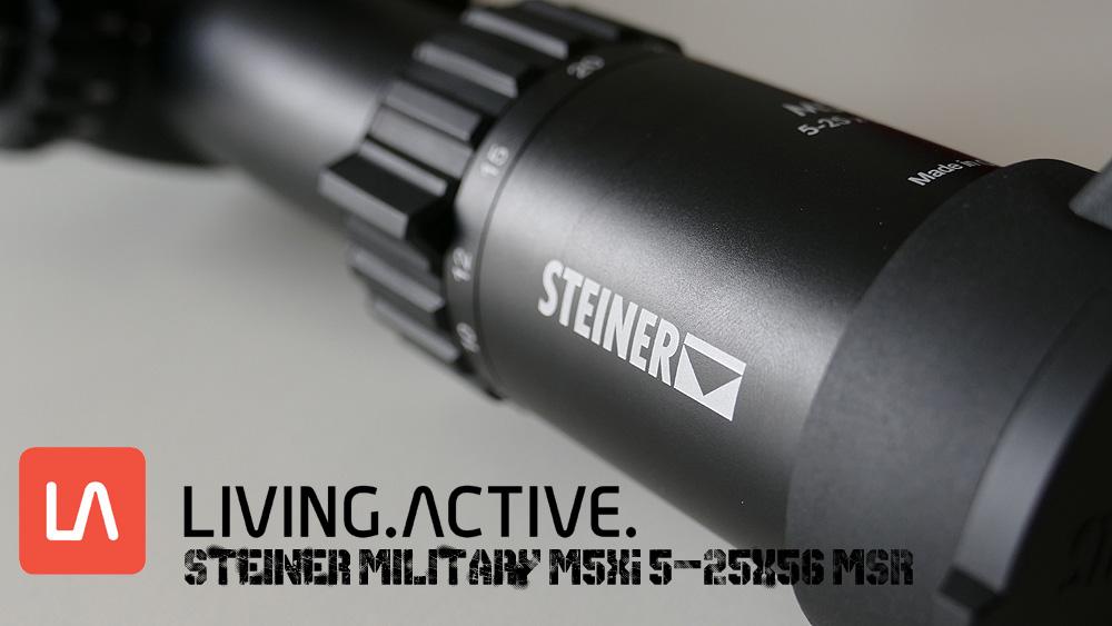 Steiner Zielfernrohr Mit Entfernungsmesser : Steiner m xi zielfernrohronline kaufen auf livingactive