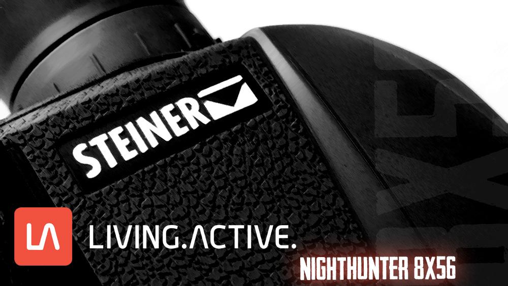 Steiner Nighthunter 8x56 Fernglas